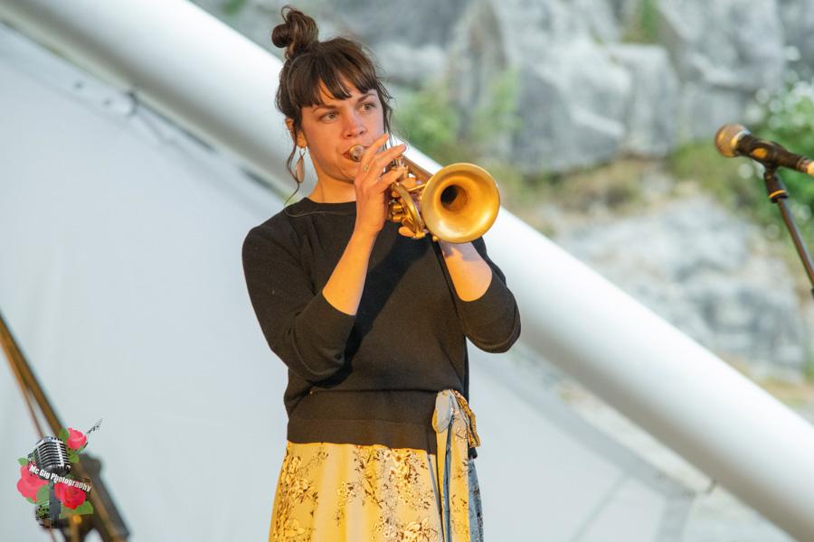 Susan O'Neill live at Ballykeeffe Amphitheatre