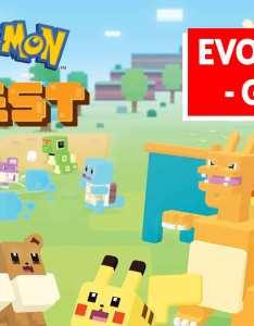 Pokemon quest how to evolve your like pikachu the evolution guide also rh kill game