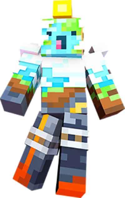 Comment Changer De Skin Minecraft : comment, changer, minecraft, Minecraft, Earth, Download