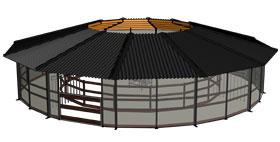 Track Roof Comfort