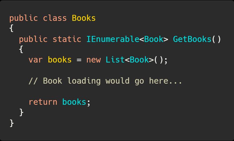 Using Extension Methods in C# to Build Fluent Code