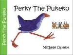 Perky the Pukeko