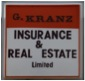 G. Kranz Insurance & Real Estate