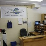 Killaloe & District Library Front Desk
