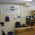 Killaloe & District Library Front Desk