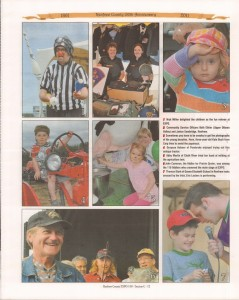 A Journey Through Time - Past, Present and Future. Published by The Eganville Leader, celebrating the 150th anniversary of Renfrew County. Page 63