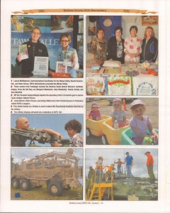 A Journey Through Time - Past, Present and Future. Published by The Eganville Leader, celebrating the 150th anniversary of Renfrew County. Page 64