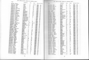 Census 1851 Renfrew County- 11