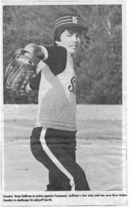Dean sullivan baseball. bm