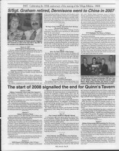 A trip down memory lane, produced by the Eganville Leader to commemorate Killaloe's centennial, in August 2008. Page 45