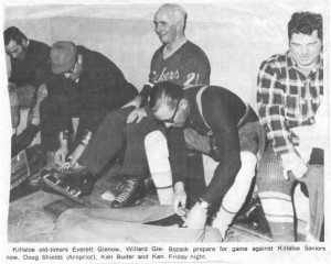 Hockey at every age. Betty Mullin Collection.