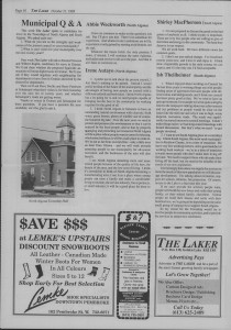 Laker Issue 23, 1988-14