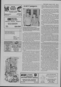 Laker Issue 23, 1988-9