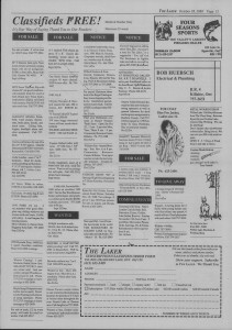 Laker Issue 24, 1988-4
