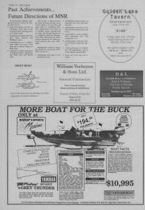 The Laker, Issue 3 from Friday, June 3rd 1988. Page 12
