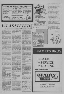The Laker, Issue 3 from Friday, June 3rd 1988. Page 15