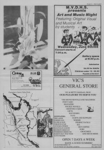 The Laker, Issue 3 from Friday, June 3rd 1988. Page 3