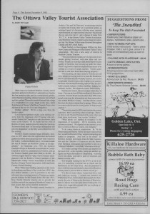 The Laker Issue 30 From, Friday December 9, 1988.