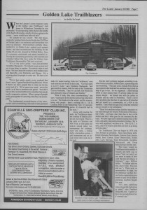Laker Issue 34, 1988-12