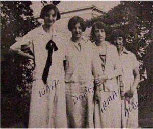 Last name unidentified girls