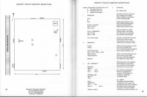 Roman Catholic Cemeteries of Raglan and Lyndoch- 14
