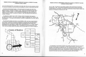 Roman Catholic Cemeteries of Raglan and Lyndoch- 3