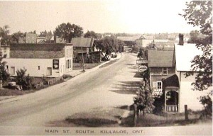 another view main street, killaloe. wcmd