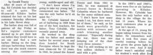 cybulski story.pm