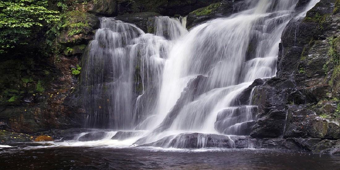 Fall Wallpaper Road Torc Waterfall Killarney
