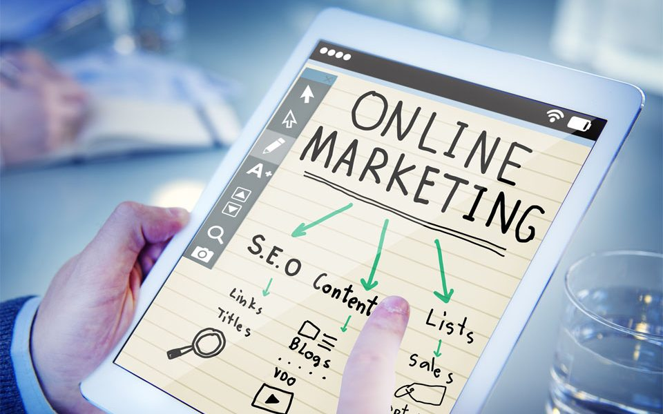 Online business marketing solutions that work for any business