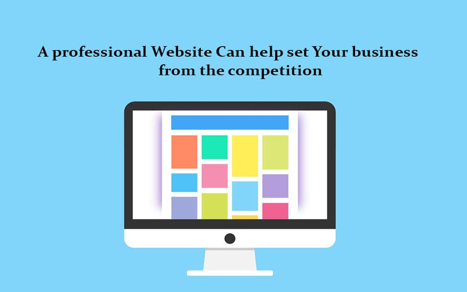 Facts on how a website can help set your business apart from the competition