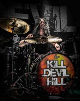 Johnny Kelly of Kill Devil Hill Vamp'd Las Vegas
