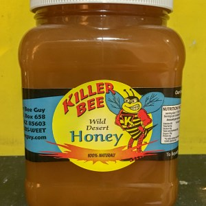 killer bee honey