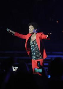 Bruno Mars - Moonshine Jungle Tour - TD Garden - Boston, MA