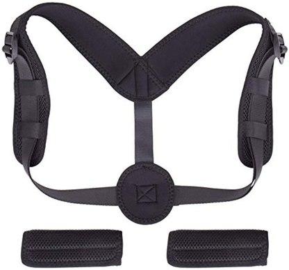 Upper back posture corrector brace