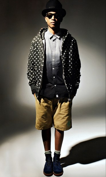Steal His Style: Pharrell Williams http://wp.me/p2NqdH-e3