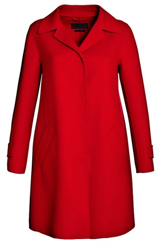 MaxMara €510 - Weekend Double Face Wool Coat http://tinyurl.com/n9j3wff