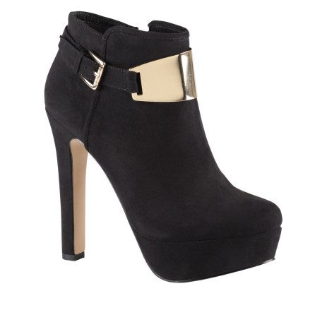 ALDO €69 - Krepela Gold Plaque Booties