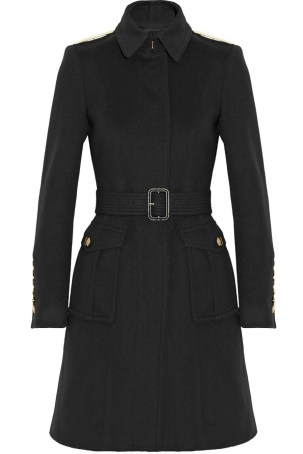 Burberry London €1,395 - Wool and cashmere-blend coat http://tinyurl.com/pgy6yu5