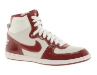Nike €68 - Terminator Lite Red High Top Trainers
