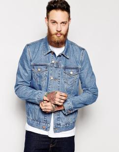 ASOS €57.14 - Denim Jacket http://bit.ly/1AmGrn6