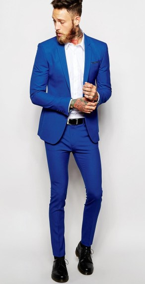 ASOS from €35.55 - Super Skinny Suit http://bit.ly/1O6oQcp