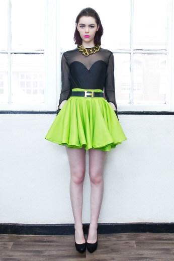 Acid Major Skater Skirt £40/€50 http://www.dancingdollsuk.com/product/acid/