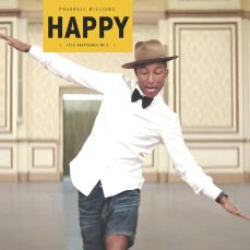 "Pharrell Williams ""Happy"""