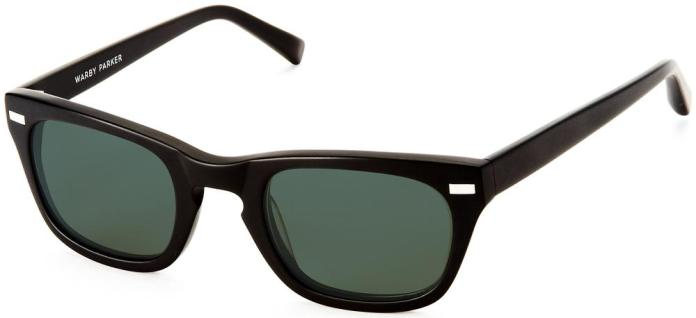 Warby Parker €70 - Neville in Revolver Black Matte http://bit.ly/1o0o7qp