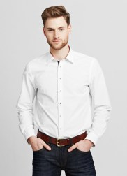 Thomas Pink €125 - Snell Plain Casual Fit Button Cuff Shirt http://bit.ly/1zJW7UX