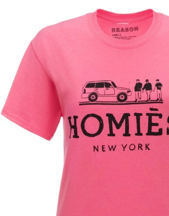 Reason €37.60 - Homiés New York Tee http://bit.ly/1rAl1LQ