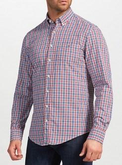 Gant @ John Lewis €122.79 - Gant Bowery Oxford Check Shirt http://bit.ly/1Kk0qIf