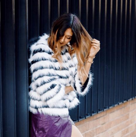 Little Mistress €70.50 - Cropped Faux Fur Jacket http://bit.ly/1BJoh2B