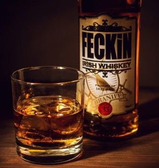 Firebox €37.59 - Feckin Irish Whiskey http://bit.ly/1sZrLE1